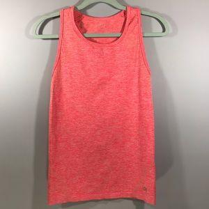 Gapfit bright coral/pink workout tank